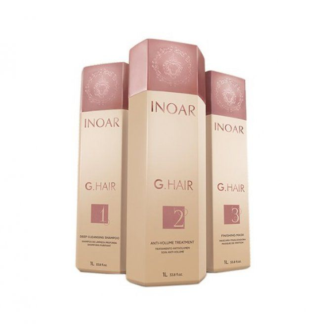 KIT INOAR GHAIR 3X125ML