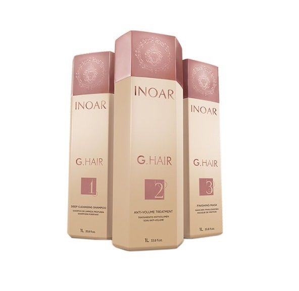 KIT INOAR GHAIR 3X500ML